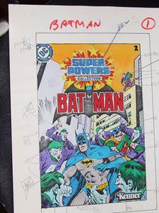 BATMAN COLOEST PAGE