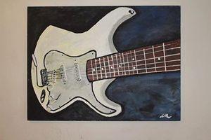 Hindrix guitar