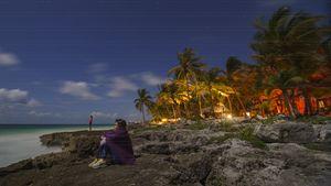 Night in Tulum