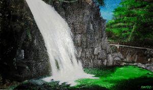 Tiklas Falls - Kenn's Art Expo