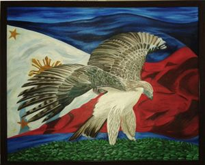 The Philippine Eagle