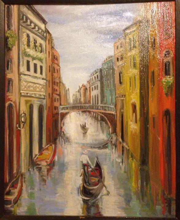 Peaceful - Sona Manoukian Art