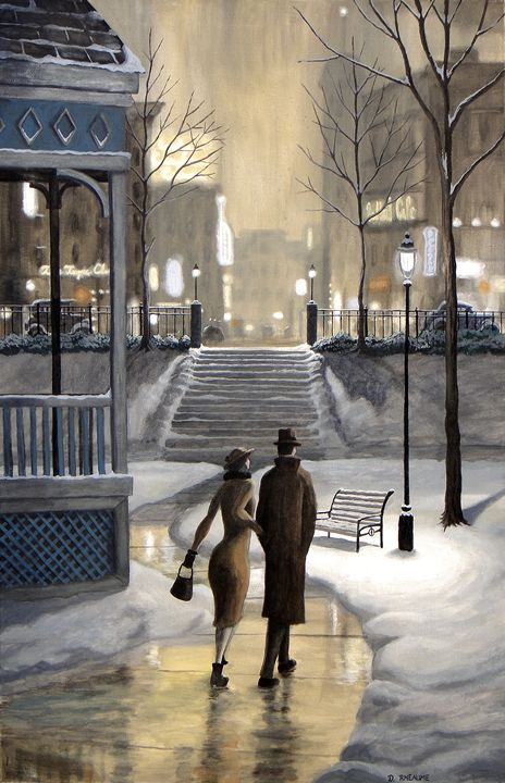 The Shortcut - Dave Rheaume Artist