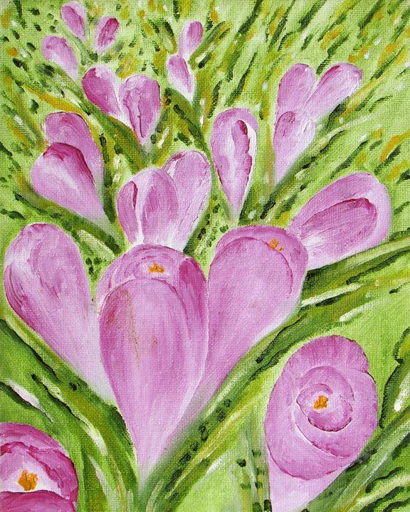 Growth - Calliope Braintree's Tarot Series