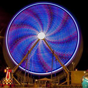 The Blue Spinner