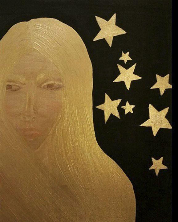 Stardust - Katie Kaboom Art