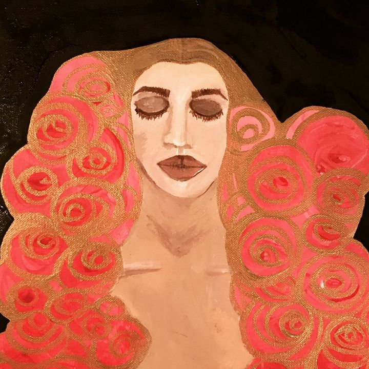 Roses - Katie Kaboom Art