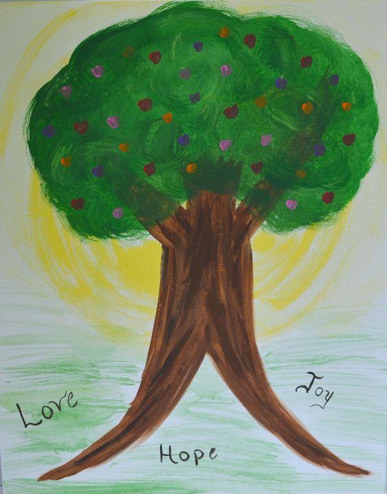 Love, Hope, Joy - Epanouie