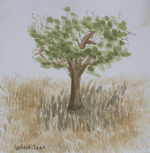 Wheat Tree