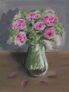 Flowers In Oil I