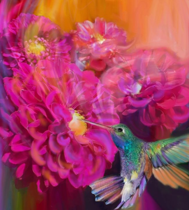 Summer in Full Bloom - Julianne Ososke