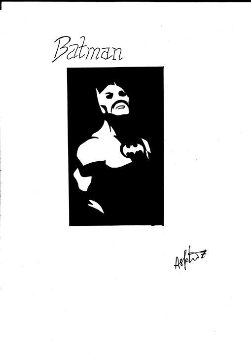 Vintage Batman - Gupta