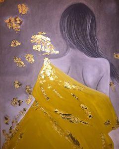 she leaves a sparkle everywherw