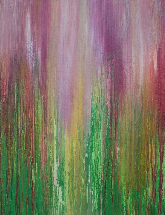 """""""Refinement"""" - Art by Jess Hooks"""