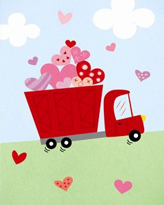 Truckload of Love!