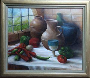 Peppers 'N' Pots