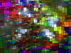 0165 - Diffuse Mosaic