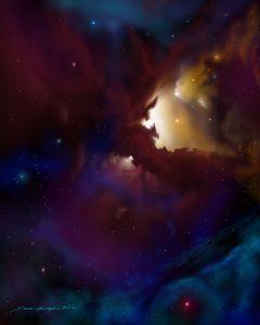 Bat Nebula