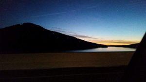 Sunrise to Georgia
