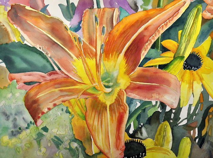 TigerLily - Bill Phelan Fine Art