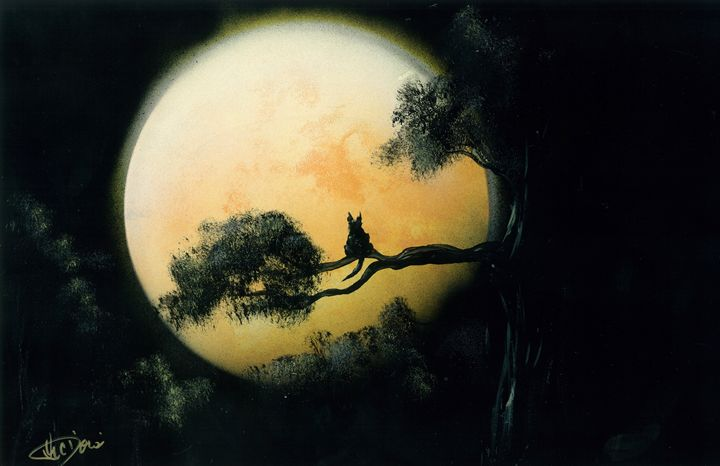 Autumn Moon - Illusions Ink Studio