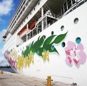 Sailing Docked