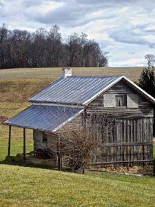 Nineteenth Century Farmhouse