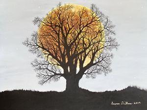 Harvest Moon - Susan Gillmer