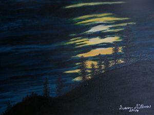 Frosty Night - Susan Gillmer