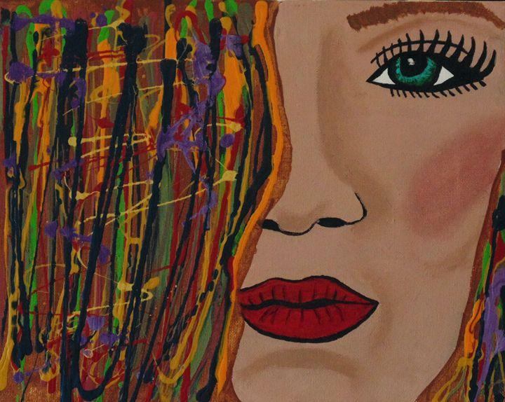 Missus Dashed Hopes - Amber McNeel Art