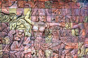 Dancing Mosaic