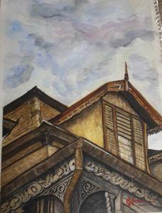 Old Lattice House