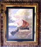 Original Oil on Canvas Painting
