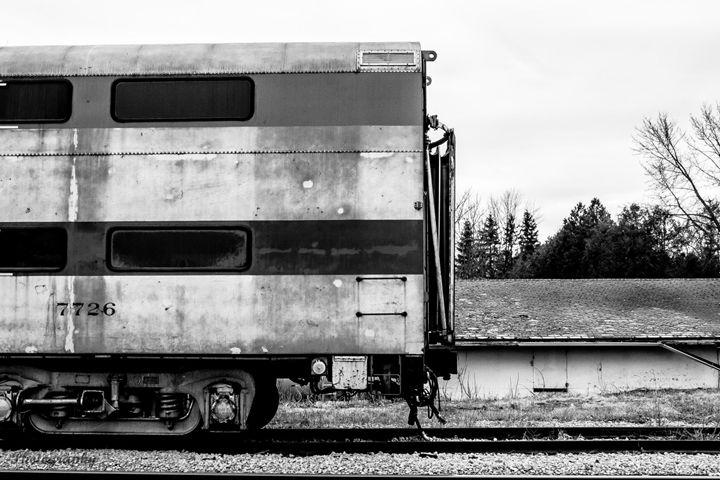 Abandoned Train Horicon 4 - C. Nowak