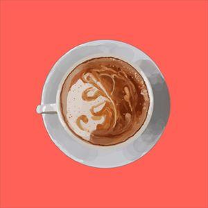 Latte Art Illustration - VEANJ