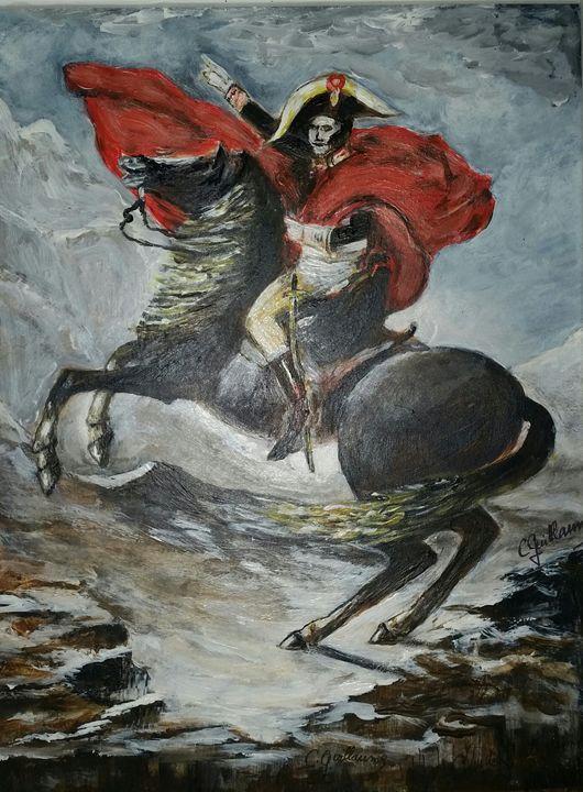 Napoleon - Claude's Paintings