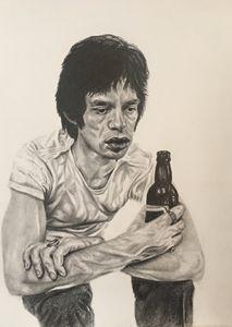 Tired Mic Jagger - Mindrush