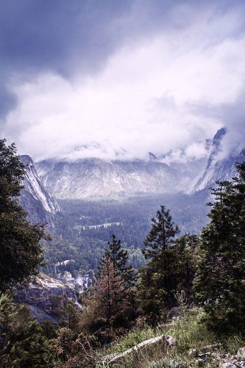 Purple Mountain Valley - Jesse Redheart