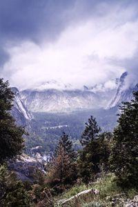 Purple Mountain Valley