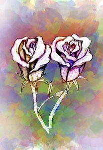 Repaint Me Roses