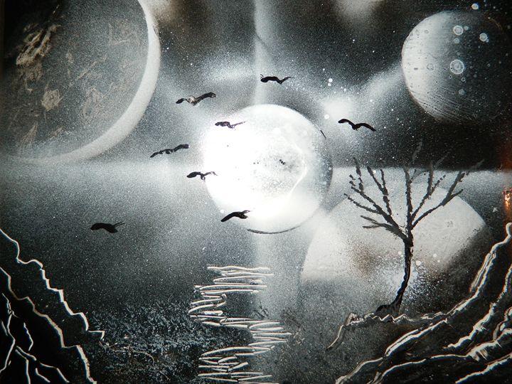 Mystic Planets - Jess