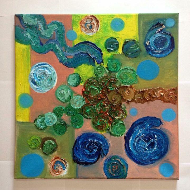 Circles of Nature - Mariam Betity