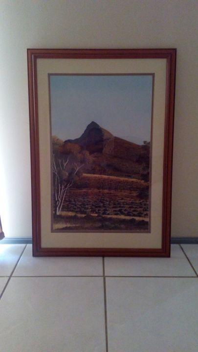 Flinders rangers. - Art philosophy