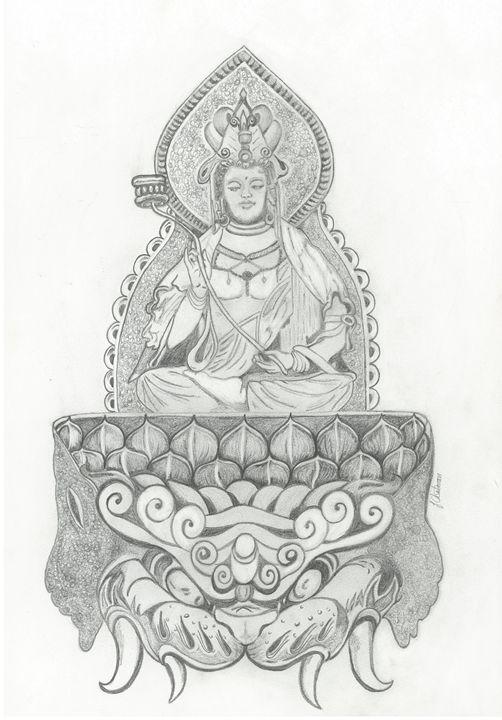 Buddha - Art philosophy