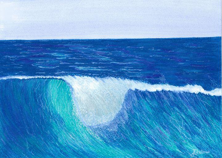 Waves - Art philosophy