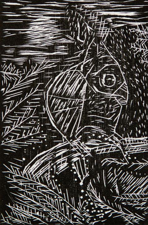 Owl Within Tiger - JK Art Life