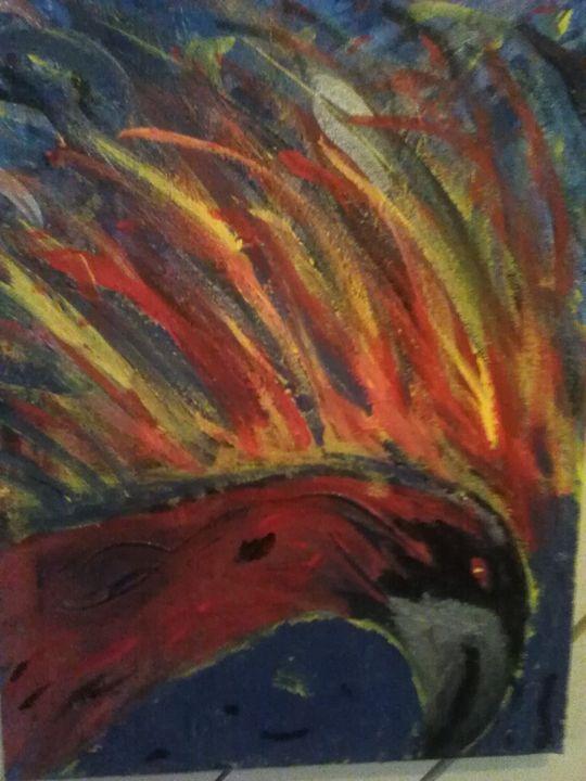 RIVER PHOENIX - DEAD MAN WALKING FINE ART