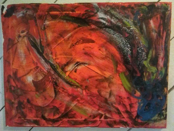 LBJ - DEAD MAN WALKING FINE ART