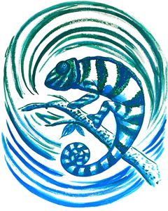 Whirling with Chameleon