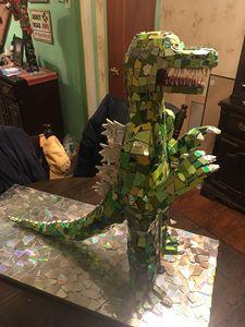 Godzilla - CDecoupage